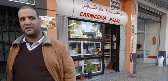 carnicería halal