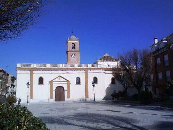 igleisa Huetor Tajar Granada