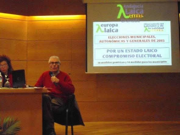 Día Laicismo Granada 2014 k