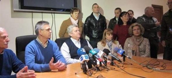 familiares vícitmas secta gallega san Miguel 2014