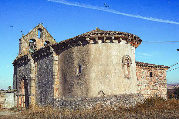 iglesia de Cojóbar en Burgos