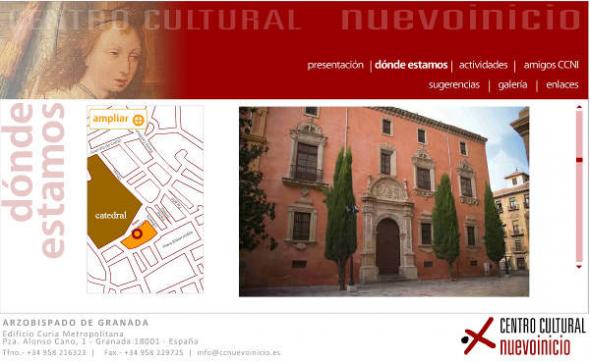 Nuevo inicio arzobispado Granada