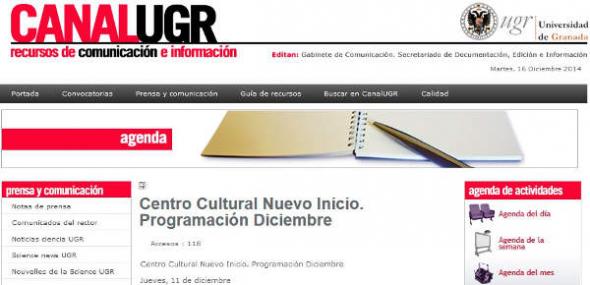 Nuevo inicio arzobispado Granada en la UGR