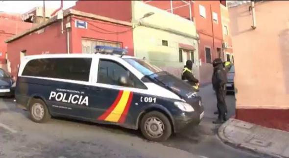 Detenciones yihadistas Melilla 2014