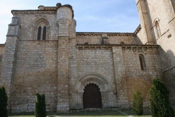 iglesia Villamuriel en Palencia
