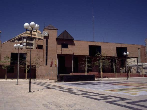 Ayuntamiento Molina de Segura en Murcia