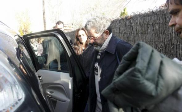 Miguel Rosendo detenido secta 2014