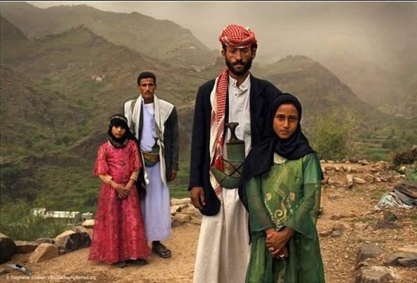 menores casadas Yemen