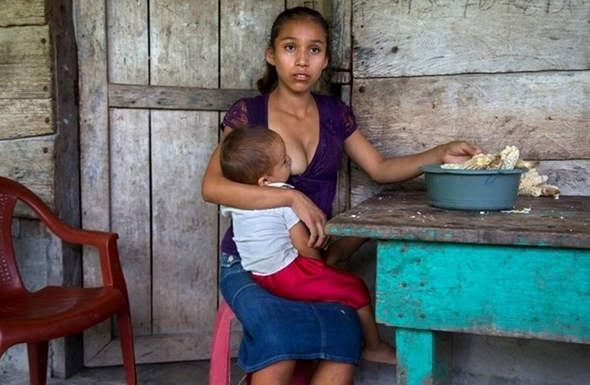 menores casadas Guatemala