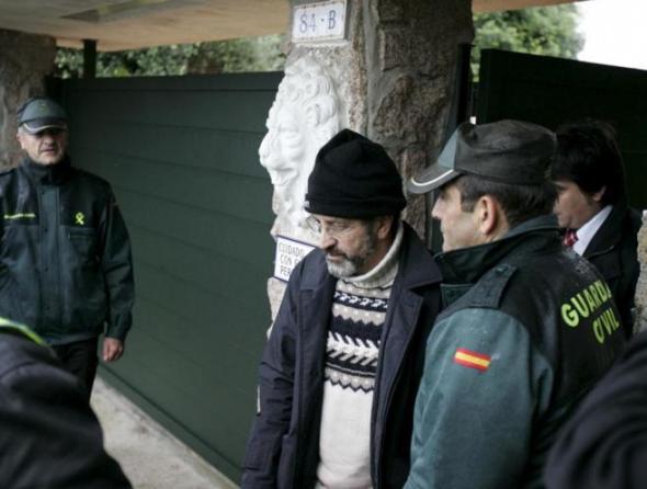 Miguel Rosendo secta San Miguel detenido abusos 2014
