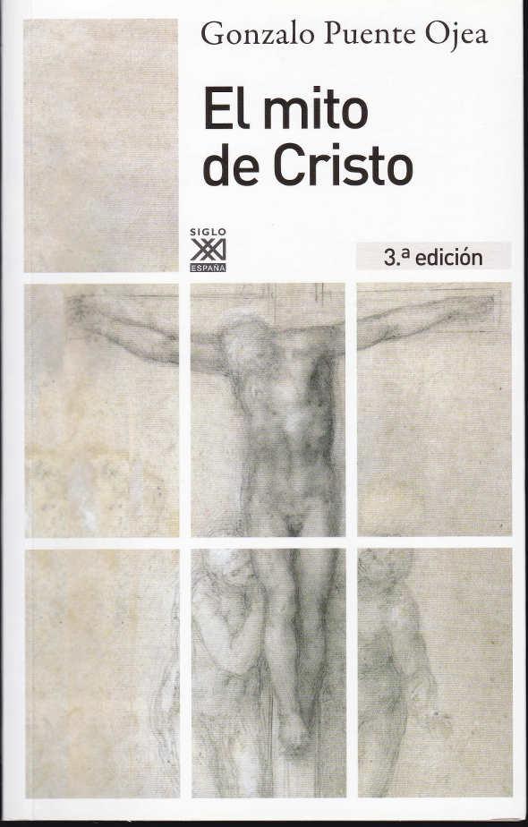 libro El mito de Cristp de Puente Ojea
