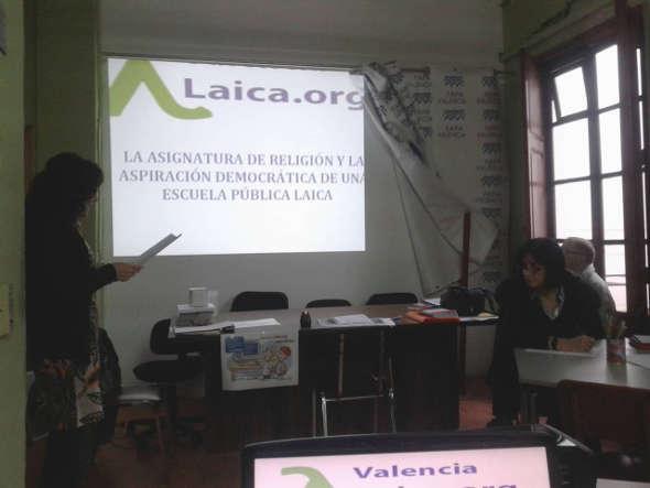 Valencia Laica FAPA 20141213