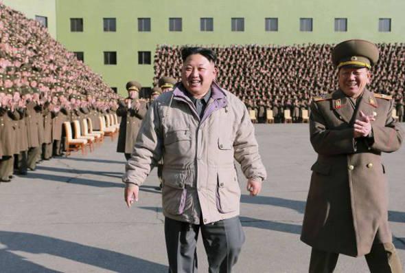 Kim Jong Corea del Norte