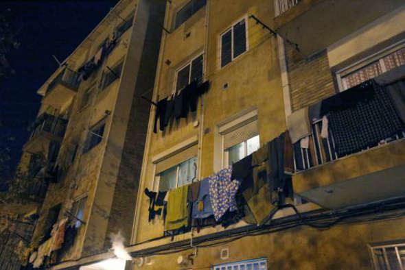 barrio inmigrantes Barcelona