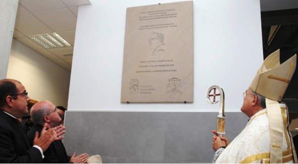 Colegio diocesano Trinidad obispo Córdoba