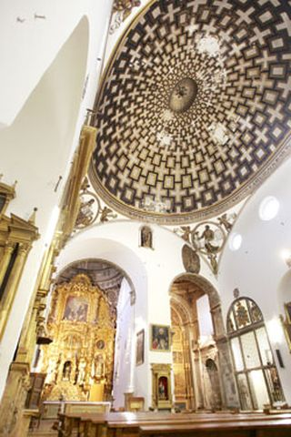Interior del convento de Santo Domingo el Real