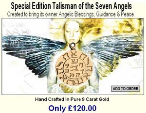 Talismán ángeles