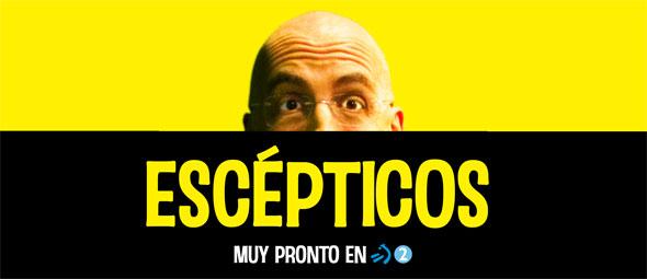 'Escépticos', muy pronto en ETB 2