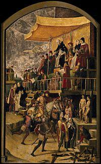 Pedro_Berruguete_-_Saint_Dominic_Presiding_over_an_Auto-da-fe_(1475)