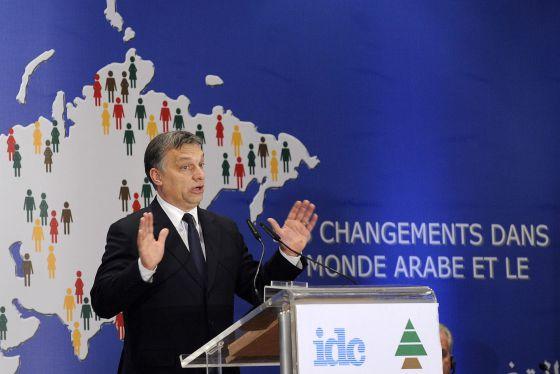 Primer ministro de Hungría 2012
