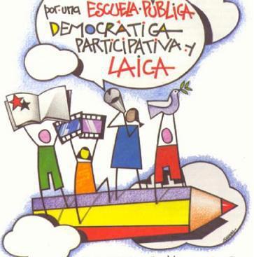 Por una Escuela Pública y Laica. Religión fuera de la Escuela. Declaración marzo 2014 - Observatorio del Laicismo - Europa Laica