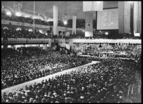 Celebración Nazi para Obispo Católico Konrad Praysing