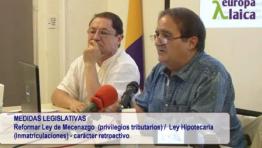 VÍDEO: Presentación Propuestas electorales 2015 en Madrid