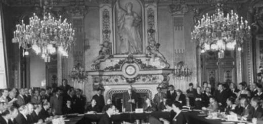 Firma Convenio Europeo Derechos Humanos 1954