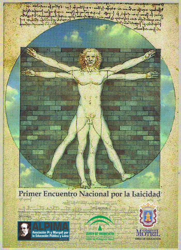 I Encuentro Laicidad Motril 2001