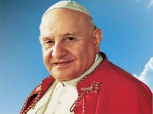 blessed pope john xxiii Pope john xxiii and judaism the relations between pope john xxiii and it was in fact the first time in history that a pope had blessed jews and it was perhaps the.