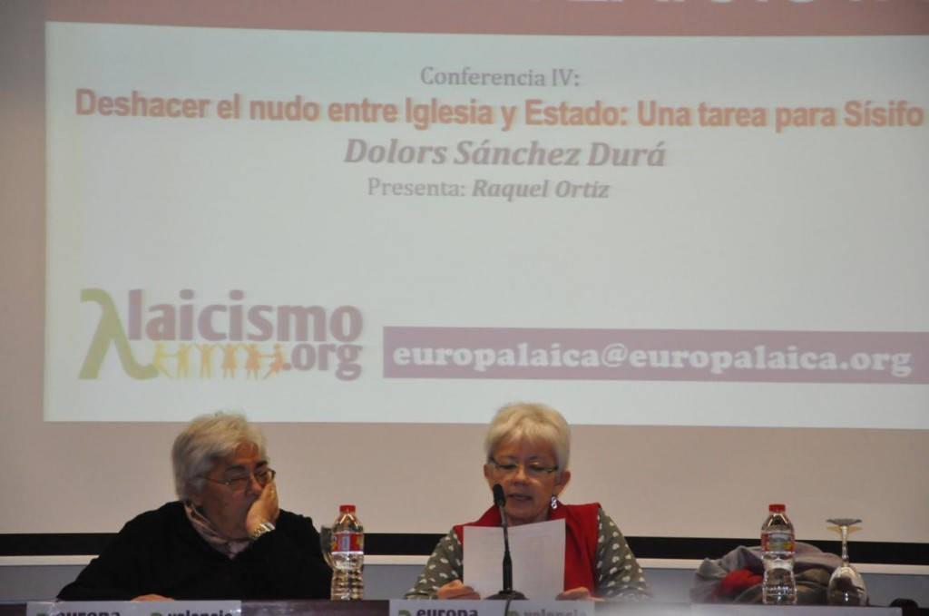 X Jornada Laicista Valencia Laica 2014 z