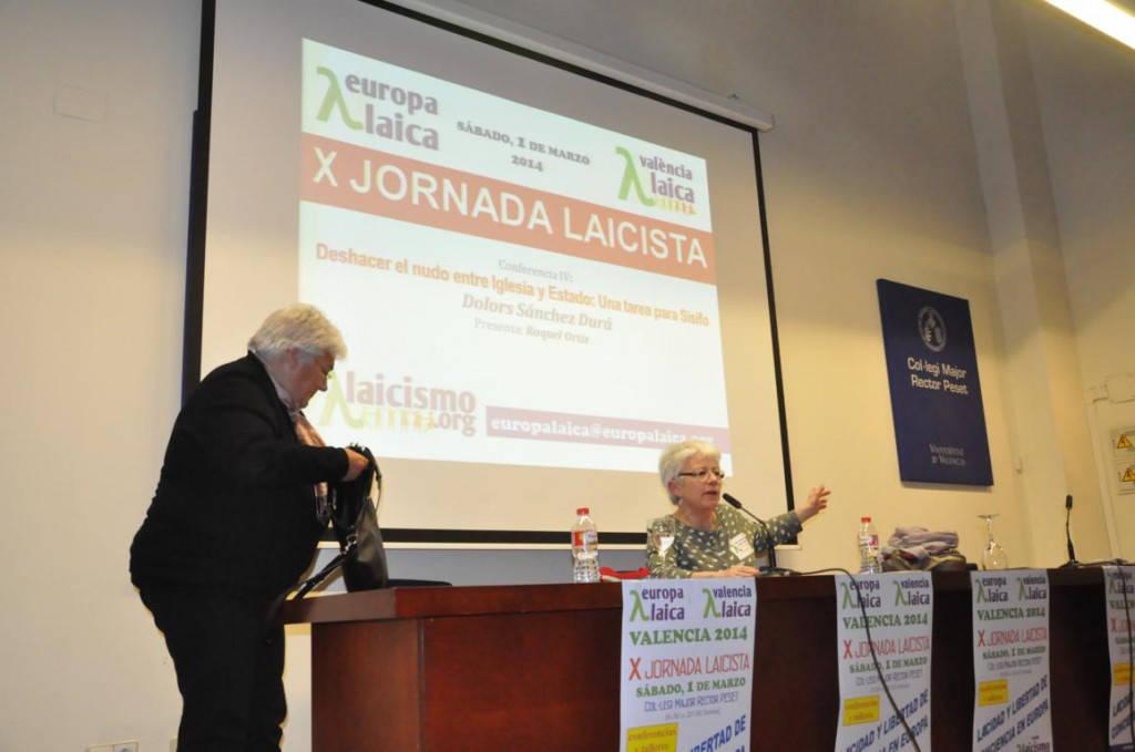 X Jornada Laicista Valencia Laica 2014 z3