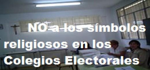 No simbolos colegios electorales