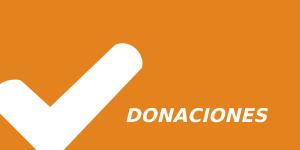 más sobre cómo colaborar con donaciones