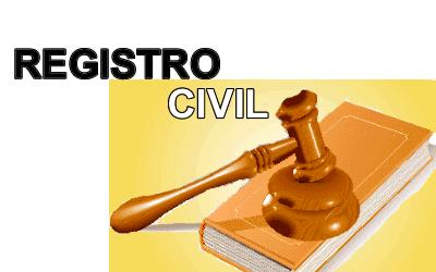 Resultado de imagen de registro civil publico