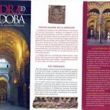 folleto mezquita Cordoba