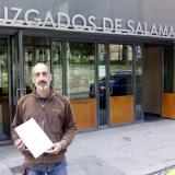Javier Paz denuncia abusos en Salamanca