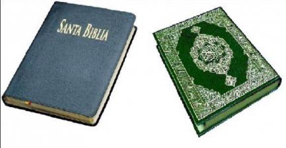 biblia y coran