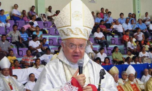 obispo polaco pederasta Wesolowski