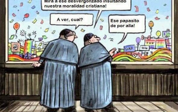 Cristianos Gays Iglesias Evanglicas