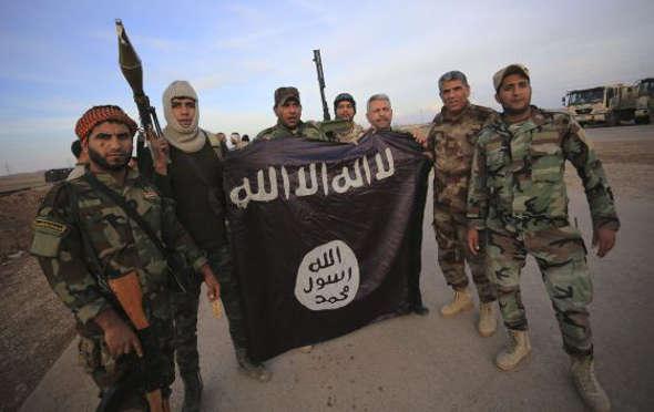 milicia yihad Estado Islamico