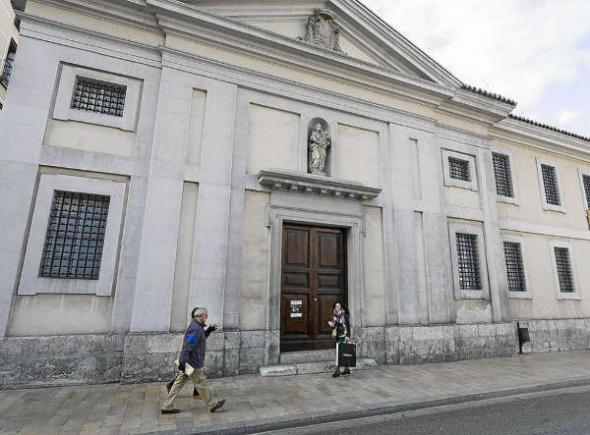 convento Valladolid exorcismo