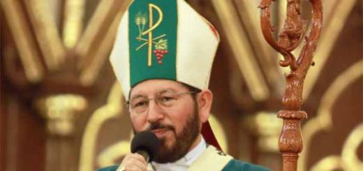 Arzobispo de Xalapa Hipólito Reyes Larios