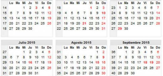 Calendario Del Ano 1965.Calendario Laboral Y Festivo Observatorio Del Laicismo