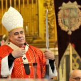 Javier Martinez arzobispo de Granada 2014