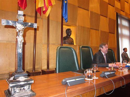 crucifijo Belloch Zaragoza