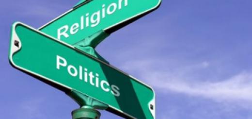 separa politica religiones