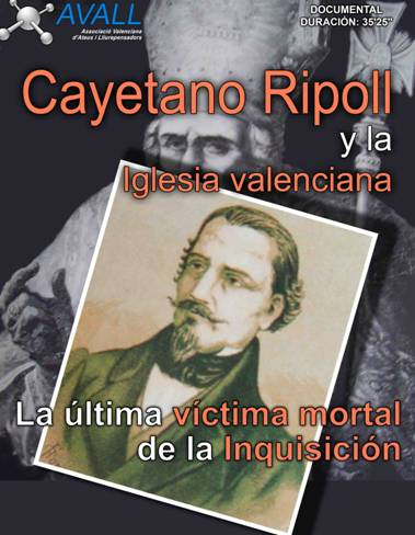 Documental Cayetano Ripoll
