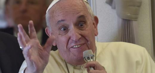 Bergoglio viaje Filipinas