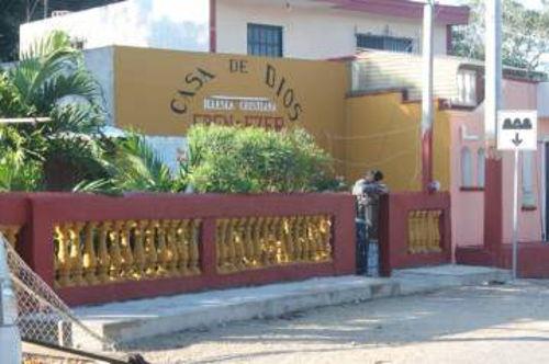 """Iglesia """"Casa de Dios"""" en  México"""